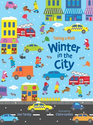 cover image of Winter in the City