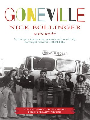 cover image of Goneville