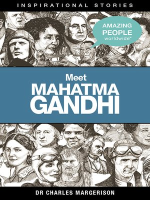 cover image of Meet Mahatma Gandhi
