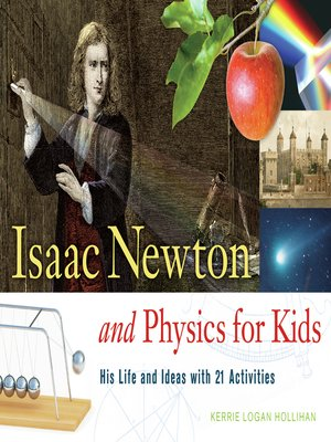 cover image of Isaac Newton and Physics for Kids