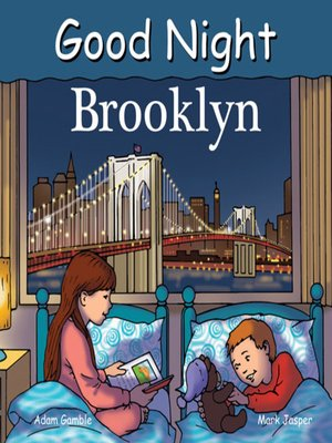 cover image of Good Night Brooklyn