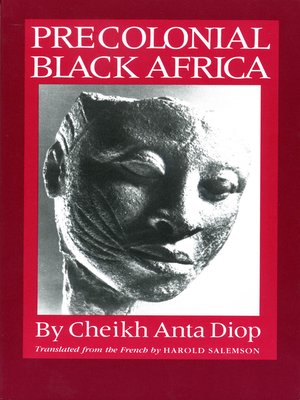 cover image of Precolonial Black Africa