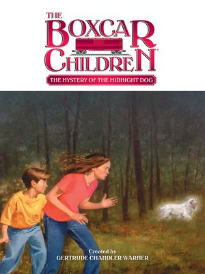 cover image of The Mystery of the Midnight Dog