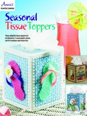 cover image of Seasonal Tissue Toppers