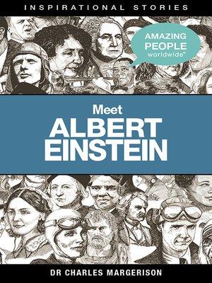 cover image of Meet Albert Einstein