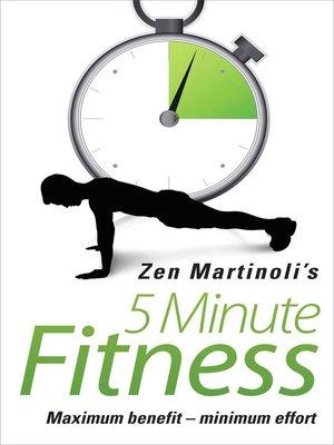 cover image of Zen Martinoli's 5 Minute Fitness