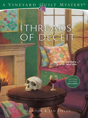 cover image of Threads of Deceit