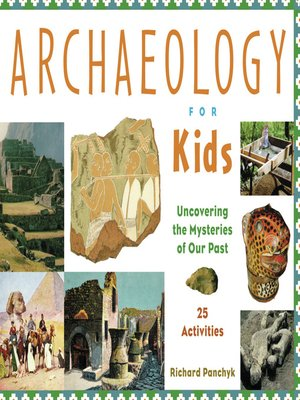 cover image of Archaeology for Kids