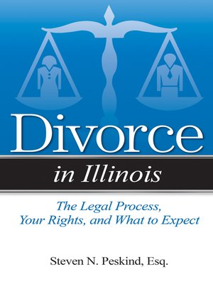cover image of Divorce in Illinois