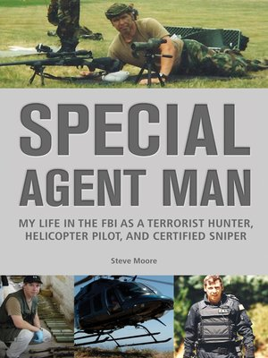 cover image of Special Agent Man