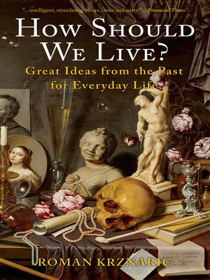 cover image of How Should We Live?