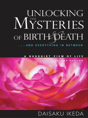 unlocking the mysteries of birth and death pdf