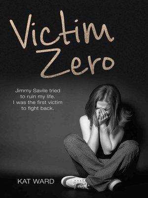 cover image of Victim Zero