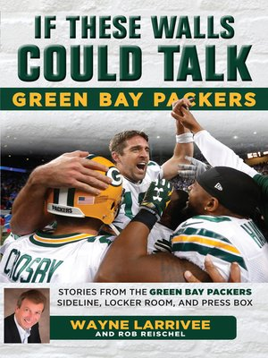 cover image of Green Bay Packers: Stories from the Green Bay Packers Sideline, Locker Room, and Press Box