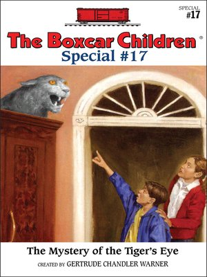 cover image of The Mystery of Tiger's Eye