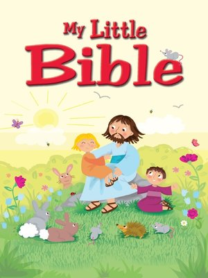 cover image of My Little Bible