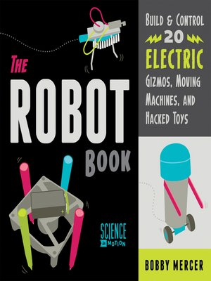 cover image of The Robot Book