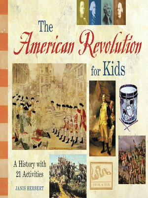 cover image of The American Revolution for Kids