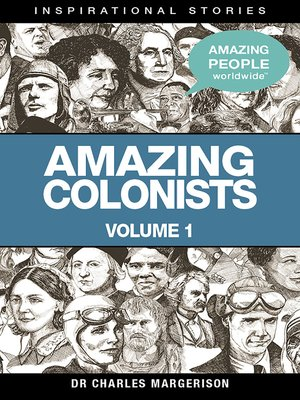 cover image of Amazing Colonists