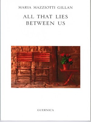 cover image of All That Lies Between Us