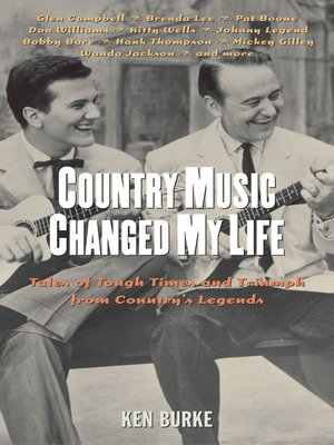 cover image of Country Music Changed My Life