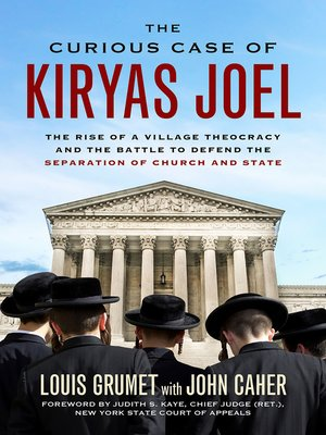 cover image of The Curious Case of Kiryas Joel