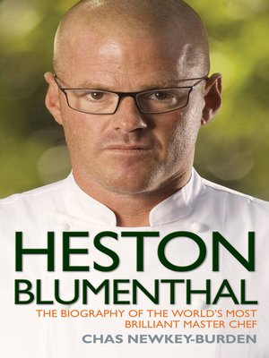 cover image of Heston Blumenthal