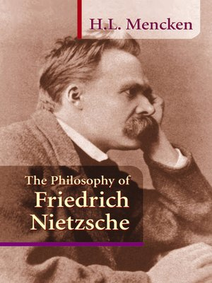 cover image of The Philosophy of Friedrich Nietzsche