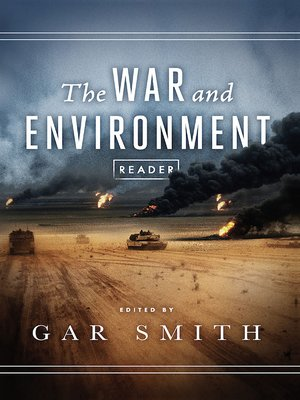 cover image of The War and Environment Reader