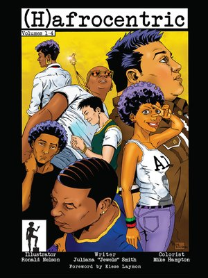 cover image of (H)afrocentric Comics, Volumes 1–4