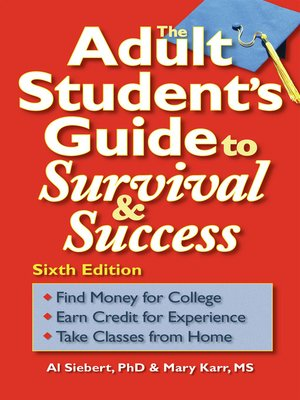 cover image of The Adult Student's Guide to Survival & Success