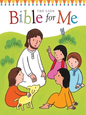 cover image of The Lion Bible For Me