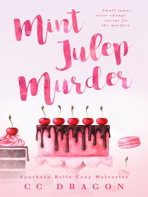 cover image of The Mint Julep Murder