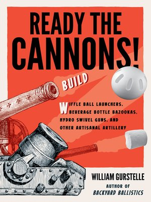 cover image of Ready the Cannons!