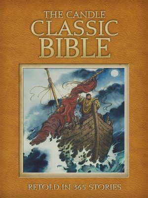 cover image of The Candle Classic Bible