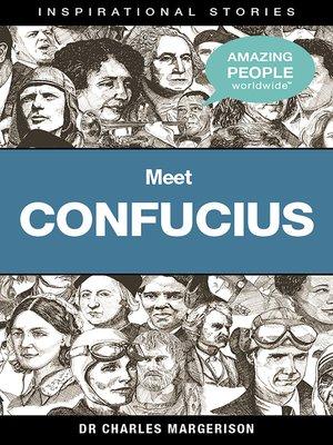 cover image of Meet Confucius