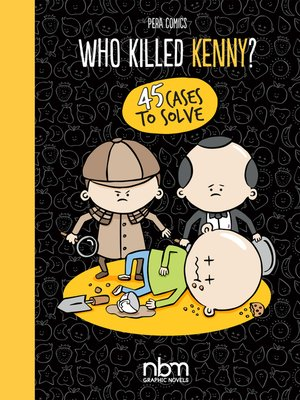 cover image of Who Killed Kenny?
