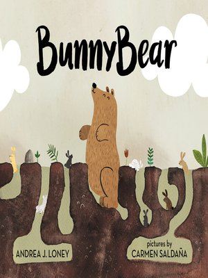 cover image of Bunnybear