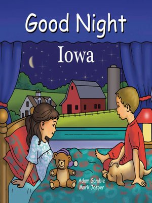 cover image of Good Night Iowa