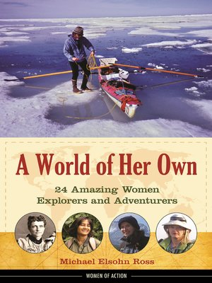 cover image of A World of Her Own