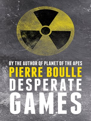 cover image of Desperate Games