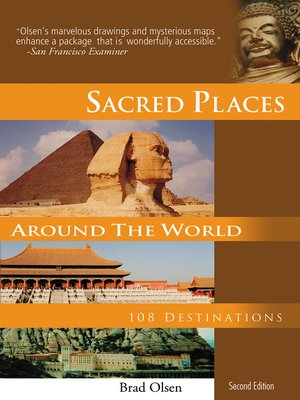 cover image of Sacred Places Around the World