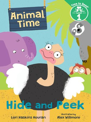 cover image of Hide and Peek