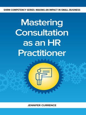 cover image of Mastering Consulting as an HR Practitioner