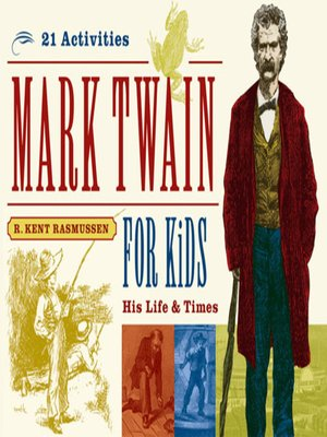 cover image of Mark Twain for Kids