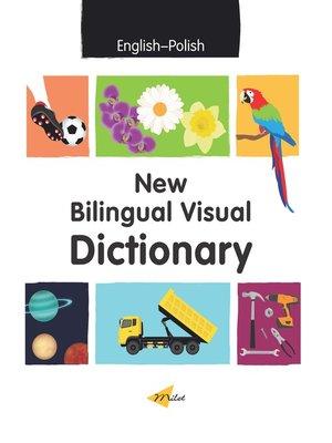 cover image of New Bilingual Visual Dictionary (English–Polish)