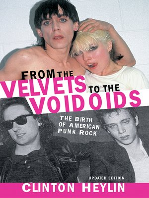 cover image of From the Velvets to the Voidoids