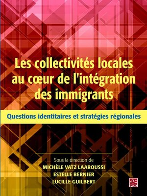 cover image of Collectivités locales au coeur de l'intégration des immig...
