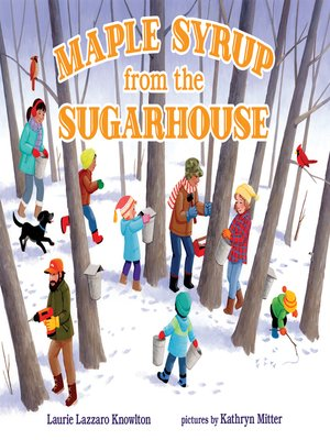 cover image of Maple Syrup from the Sugarhouse