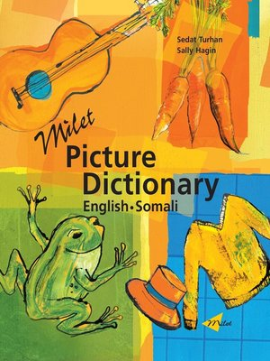 cover image of Milet Picture Dictionary (English–Somali)